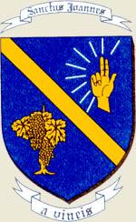 Blason de St Jean des Vignes